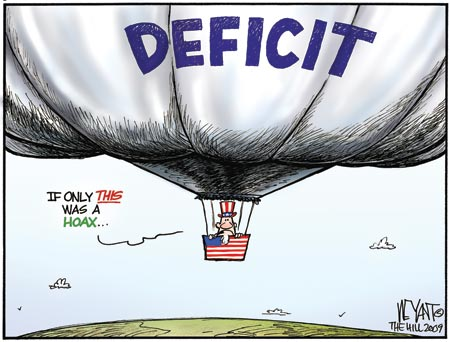 Ballooning Democratic Deficits